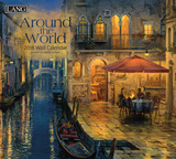 Around The World - 2018 Calendar Kalenders