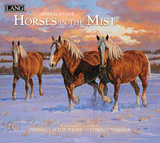 Horses In The Mist - 2018 Calendar Calendars