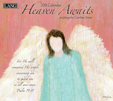 Heaven Awaits - 2018 Calendar Kalenders