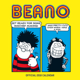 Beano - Classic 2018 Square Calendar Calendarios