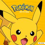 Pokemon - 2018 Square Calendar Calendriers