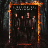 Supernatural - 2018 Square Calendar Calendars