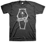 Alkaline Trio - Bone Coffin T-Shirt