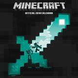 Minecraft - 2018 Square Calendar Calendriers