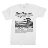 Rise Against - People Live Here T-shirts