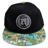 Parkway Drive - Ocean Palms Snapback Hat