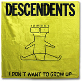 Descendents - I Don't Want To Grow Up Flag Posters