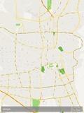 Sanaa, Yemen Map Prints