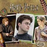 Harry Potter - 2018 Square Calendar Calendari