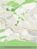 Tbilisi, Georgia Map Posters