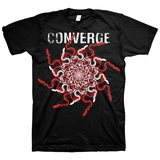 Converge - Snakes T-shirts