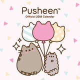 Pusheen - 2018 Square Calendar Calendars