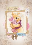 Winnie the Pooh - 2018 A5 Diary Calendar Kalenders