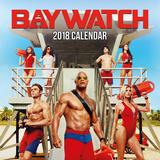 Baywatch Movie - Boys - 2018 Calendar Kalendere