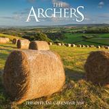 The Archers – 2018-kalender, firkantet Kalendere