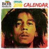 Bob Marley - 2018 Calendar Calendarios