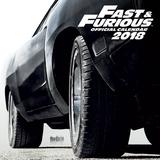Fast & Furious - 2018 Calendar Calendarios