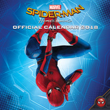 Spider-Man: Homecoming - 2018 Calendar Calendarios