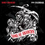 Sons of Anarchy - 2018 Calendar Calendars
