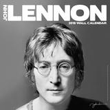 John Lennon - 2018 Calendar Kalenders
