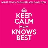 Keep Calm - 2018 Calendar Calendriers