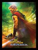 Thor Ragnarok - Teaser Collector-tryk