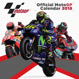 MotoGP - 2018 Calendar Kalenders