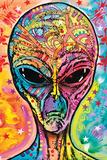 Alien By Dean Russo Prints