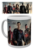Justice League - Characters Becher