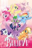 My Little Pony Movie - Believe Kunstdrucke