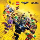 Lego Batman - 2018 Calendar Calendari