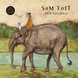 Sam Toft - 2018 Calendar Kalenders