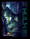 Thor Ragnarok - Hulk Collector-tryk