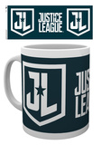 Justice League - Badge Becher