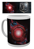 Justice League - Cyborg Mug