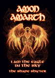 Amon Amarth- Burning Eagle Posters