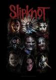 Slipknot - Faces Prints