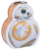 Star Wars - BB-8 Shaped Tin Lunch Box Lunch Box
