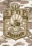5Ive Finger Death Punch - Camo Skull Posters