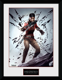 Dishonored Death Of The Outsider - Cover Collector Print