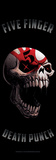 Five Finger Death Punch - Speech Skull Posters
