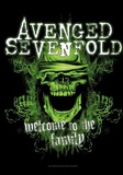 Avenge Sevenfold - Welcome To The Family Print