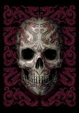 Ann Stokes - Oriental Skull Prints