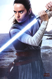 Star Wars - Episode VIII- The Last Jedi - Rey Pôsters