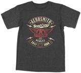 Aerosmith - Road Crew 2017 Tour Camisetas