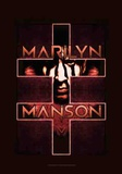 Marilyn Manson - Cross Posters