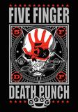 5 Finger Death Punch - Punchagram Posters