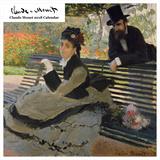 Claude Monet 2018 Square Calendar Calendars