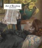 The Art of Reading 2018 Desk Calendar Calendars