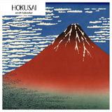 Hokusai 2018 Square Calendar Calendars